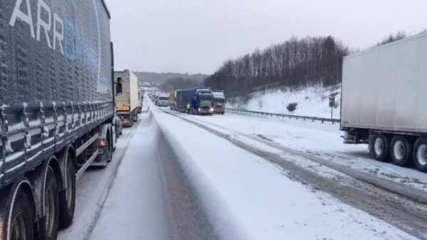 Radar technology used to target grit and salt on Scotland's roads