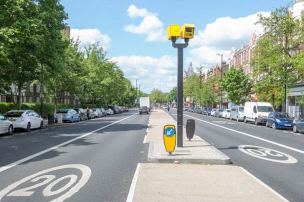 20mph in central London would 'deliver consistently safer roads'
