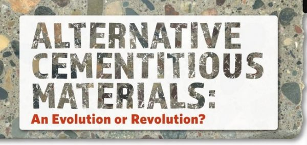 Alternative cementitious materials (ACM'S): an evolution or revolution?