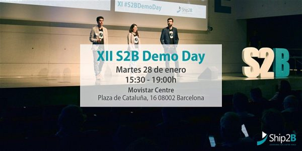 XII S2B Demo Day