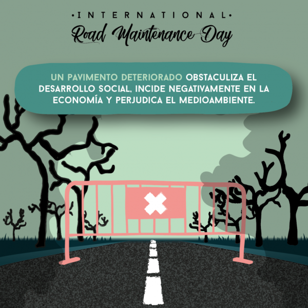 PTCarretera apoya el International Road Maintenance Day #IRMD2020 (2 de abril)