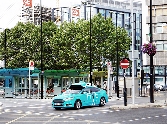 StreetWise launches the UK's most technically advanced commuter research trials in self-driving vehicles