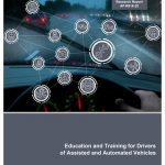 "Webinar gratuito (13 mayo) ""Education and Training for Drivers of Assisted and Automated Vehicles"""