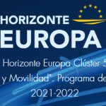 "Presentaciones y vídeo – Jornada Horizonte Europa Clúster 5 ""Clima, Energía y Movilidad"" – 12 mayo"